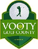 Vooty Golf County Logo