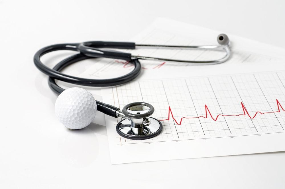 Health golf benifits