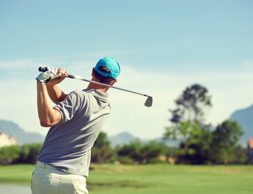 How to improve your golf swing in 5 easy tips