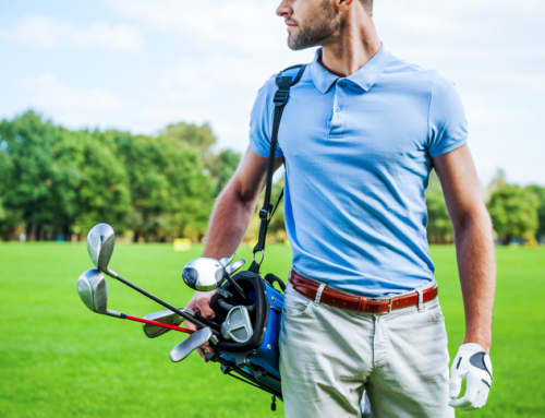 GETTING THE GOLF GAME RIGHT-DRESSING TIPS, TRICKS AND HACKS