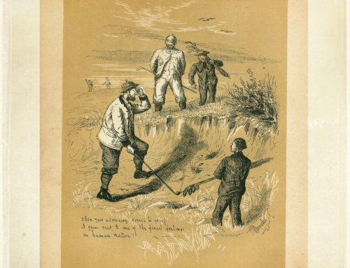 How golf has changed over the centuries