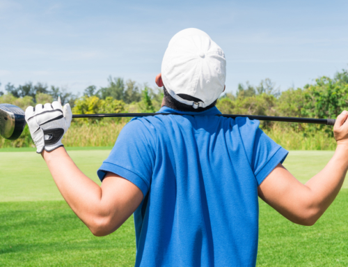 Not warming up before golf? It is a bad idea!