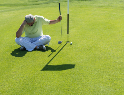 A few mistakes that amateur golfers make and how they can avoid them