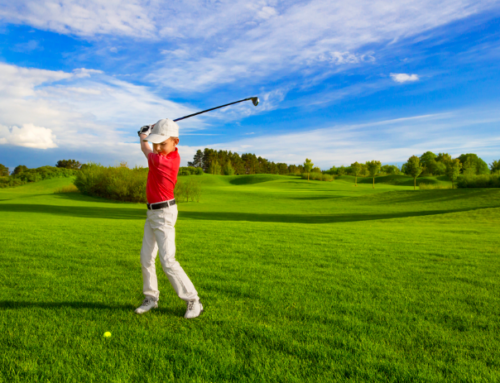 Junior Golf – Why Your Kids Should Start Golfing early?