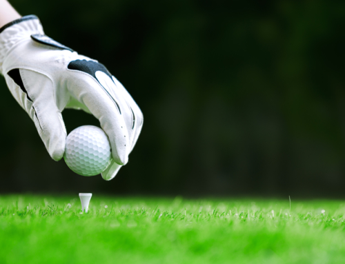 Five reasons why you must try golf